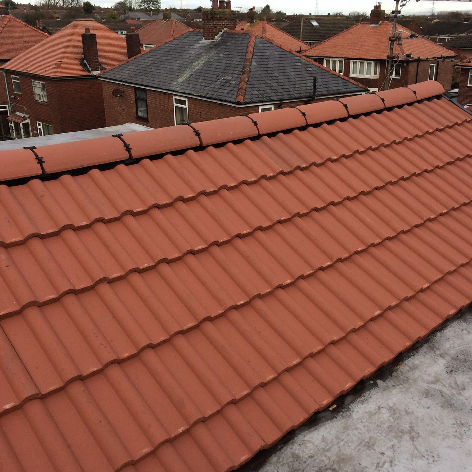 Projects - Dry-Fix Roof Systems
