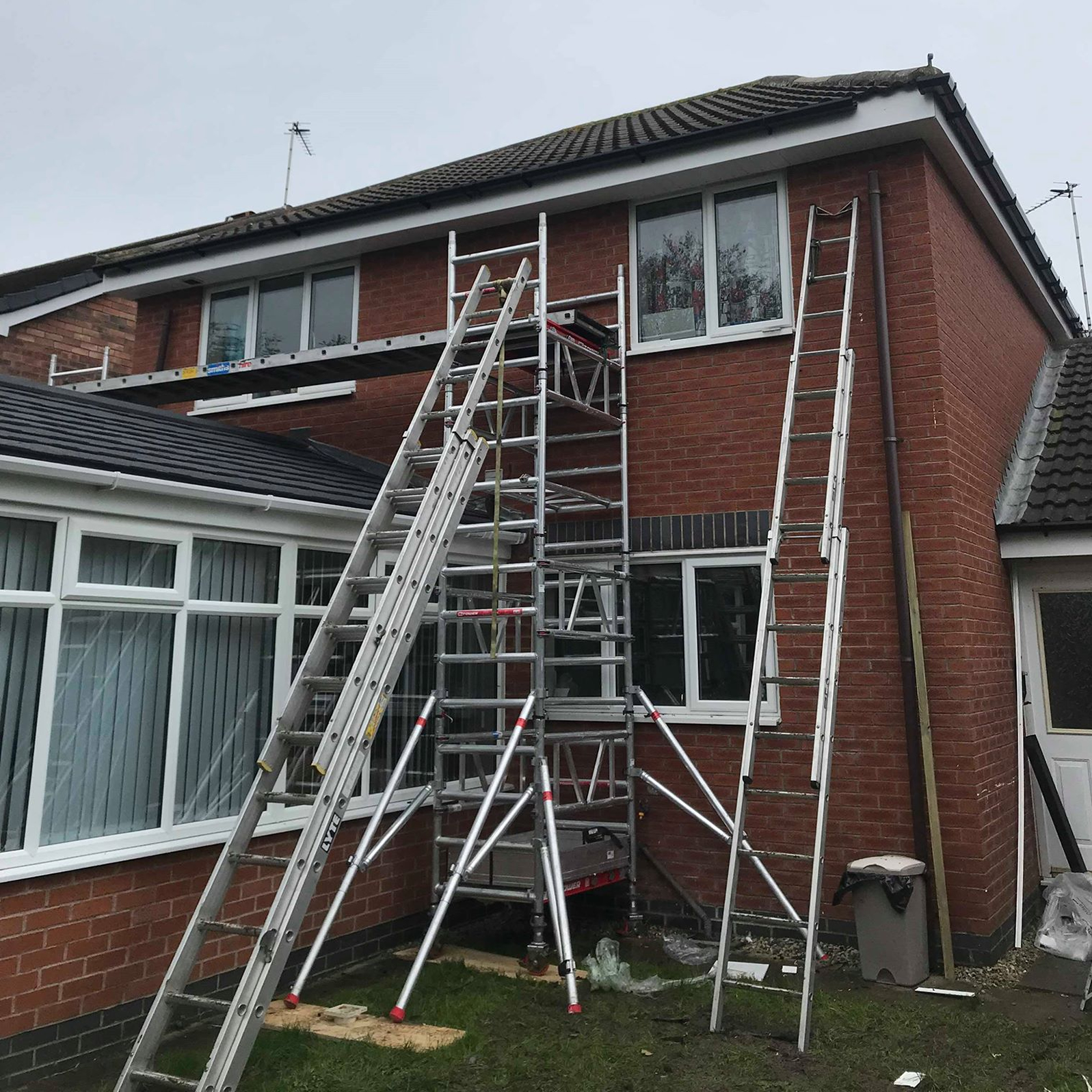 Projects - Roof Renovations